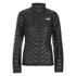 The North Face Women's ThermoBall™ Full Zip Jacket - TNF Black: Image 1