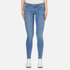 Levi's Women's 710 FlawlessFX Super Skinny Jeans - Spirit Song: Image 1