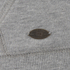 Tokyo Laundry Men's Cobble Hill Zip Through Hoody - Light Grey Marl: Image 3