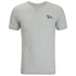 Tokyo Laundry Men's Essential Crew T-Shirt - Light Grey Marl: Image 1