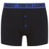 Tokyo Laundry Men's Charmouth 2 Pack Button Boxers - Fire Orange/Deep Blue: Image 5