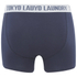 Tokyo Laundry Men's Tasmania 2 Pack Boxers - Jasper Green/Midnight Blue: Image 3