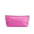 Calvin Klein Women's Kate Pebbled Leather Clutch Bag - Berry: Image 5