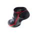 KYMIRA Infrared Ankle Socks - Black/Red: Image 3