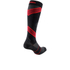 KYMIRA Infrared Compression Socks - Black/Red: Image 2