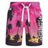 Superdry Men's Premium Print Neo Swim Shorts - Miami Palms: Image 1