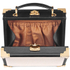 Aspinal of London Women's Mini Trunk Bag - Monochrome: Image 5