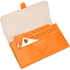 Aspinal of London Women's Classic Travel Wallet - Orange: Image 2