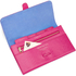 Aspinal of London Women's Classic Travel Wallet - Raspberry: Image 2