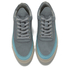 Filling Pieces Iron Leather Low Top Trainers - Ocean Grey: Image 2