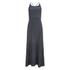 Superdry Women's Slinky Print Maxi Dress - Navy Ikat Dot: Image 1