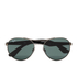 Ray-Ban Bridge Aviator Sunglasses - Gunmetal: Image 1