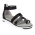 UGG Women's Zina Gladiator Sandals - Black: Image 2