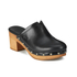 UGG Women's Kay Leather Clogs - Black: Image 5