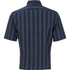 Levi's Vintage Men's Homerun Short Sleeve Flapper Shirt - Indigo Dobby Stripe: Image 2