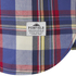 Penfield Men's Nolan Checked Short Sleeve Shirt - Blue: Image 3