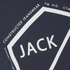 Jack & Jones Men's Core Hex T-Shirt - Navy Blazer: Image 3