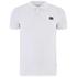 Jack & Jones Men's Core Basic Polo Shirt - White: Image 1