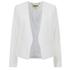 MICHAEL MICHAEL KORS Women's Minimal Besom Jacket - White: Image 1