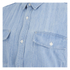 Carhartt Women's Corry Short Sleeved Denim Shirt Dress - Blue Super Bleach: Image 4