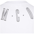 McQ Alexander McQueen Women's Split T-Shirt - Optic White: Image 4
