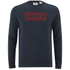 Levi's Men's Graphic Crew Sweatshirt - Dress Blues: Image 1