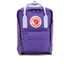 Fjallraven Kanken Mini Backpack - Purple: Image 1