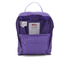 Fjallraven Kanken Mini Backpack - Purple: Image 5