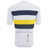 Le Coq Sportif Performance Classic N2 Short Sleeve Jersey - White: Image 2