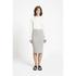 Samsoe & Samsoe Women's Sania Skirt - Grey Grains: Image 2