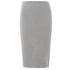 Samsoe & Samsoe Women's Sania Skirt - Grey Grains: Image 1