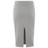 Samsoe & Samsoe Women's Sania Skirt - Grey Grains: Image 3