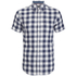 Produkt Men's Short Sleeve Checked Shirt - Navy Blazer: Image 1