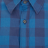 Produkt Men's Short Sleeve Checked Shirt - Dress Blue: Image 3