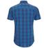 Produkt Men's Short Sleeve Checked Shirt - Dress Blue: Image 2