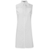 Karl Lagerfeld Women's Bow Blouse Tunic Dress - White: Image 1