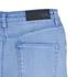 Karl Lagerfeld Women's Choupette Printed Denim Shorts - Light Blue: Image 3