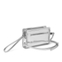 McQ Alexander McQueen Women's Addicted Cell Phone Bag - Silver: Image 2