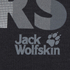 Jack Wolfskin Men's Slogan T-Shirt - Phantom: Image 3