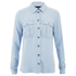 Designers Remix Women's Nova Shirt - Light Blue: Image 1