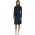 Designers Remix Women's Carrie Dress - Navy/White: Image 2