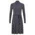 Designers Remix Women's Carrie Dress - Navy/White: Image 1