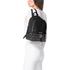 MICHAEL MICHAEL KORS Women's Rhea Studded Zip Backpack - Black: Image 3