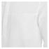 Helmut Lang Men's Whisper Seersucker Bomber Shirt - Optic White: Image 3