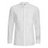 Helmut Lang Men's Whisper Seersucker Bomber Shirt - Optic White: Image 1