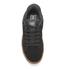 DC Shoes Men's Notch SD Low Top Trainers - Black/Gum: Image 3