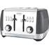 Breville VTT764 Strata Collection Toaster - Grey: Image 1
