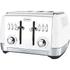 Breville VTT762 Strata Collection Toaster - White: Image 1