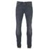 Edwin Men's ED85 Slim Tapered Denim Jeans - Dark Trip Used: Image 1