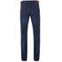 Edwin Men's ED80 Slim Tapered Denim Jeans - Dark Trip Used: Image 2